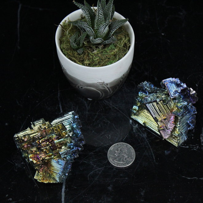 Bismuth - Large Rough Raw Natural