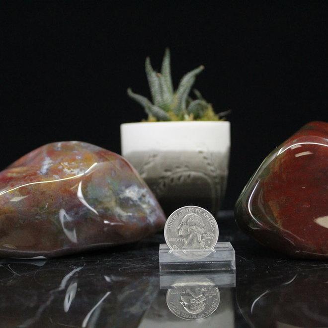 Bloodstone Free Form Medium
