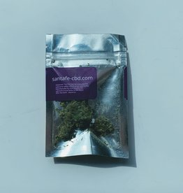 74mg CBD Flower 1 gram bag