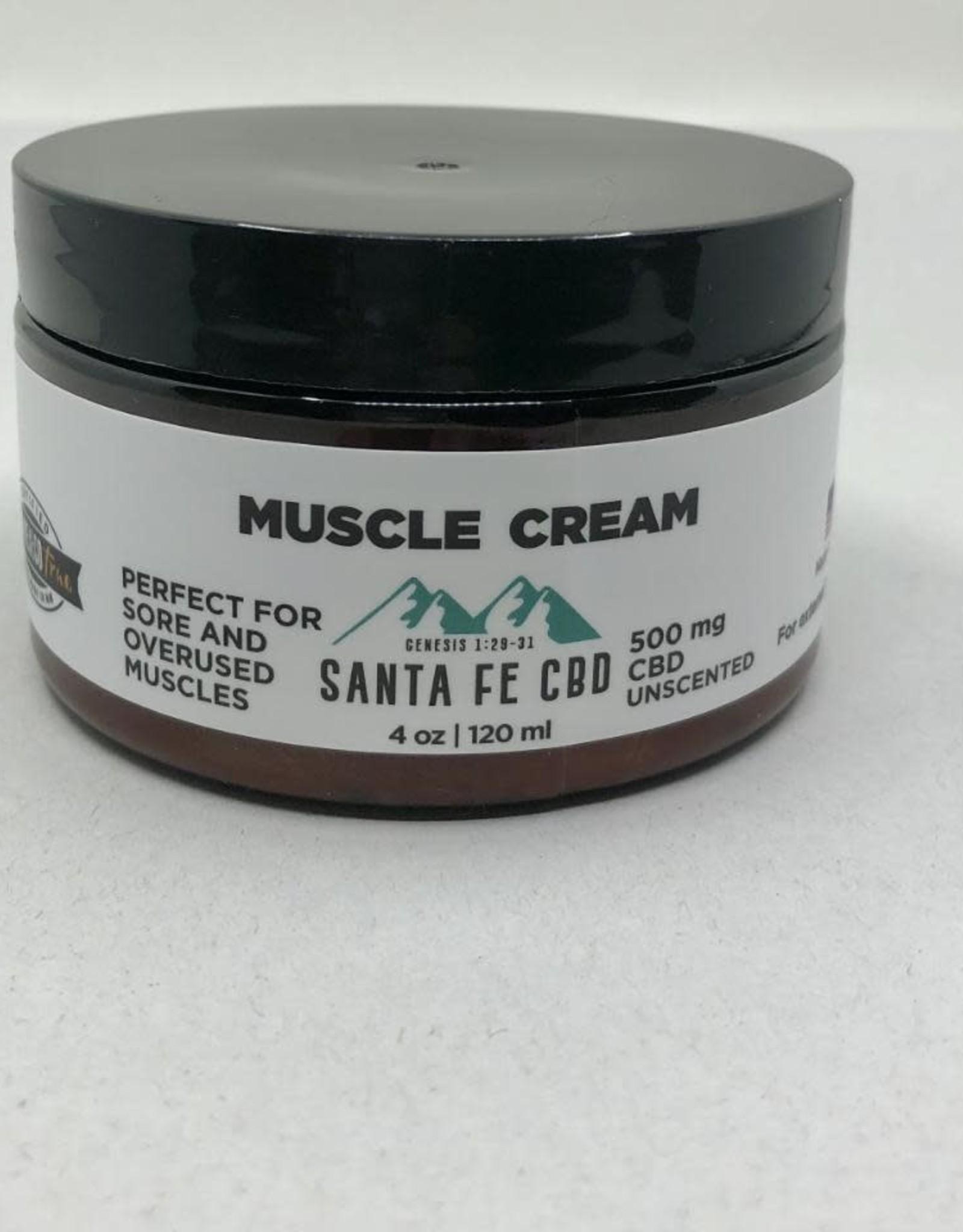 500 mg Muscle Cream