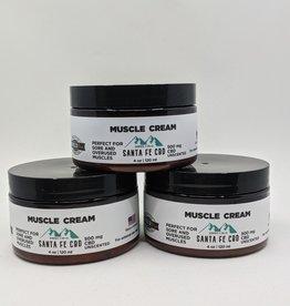 4oz 500 mg Muscle Cream