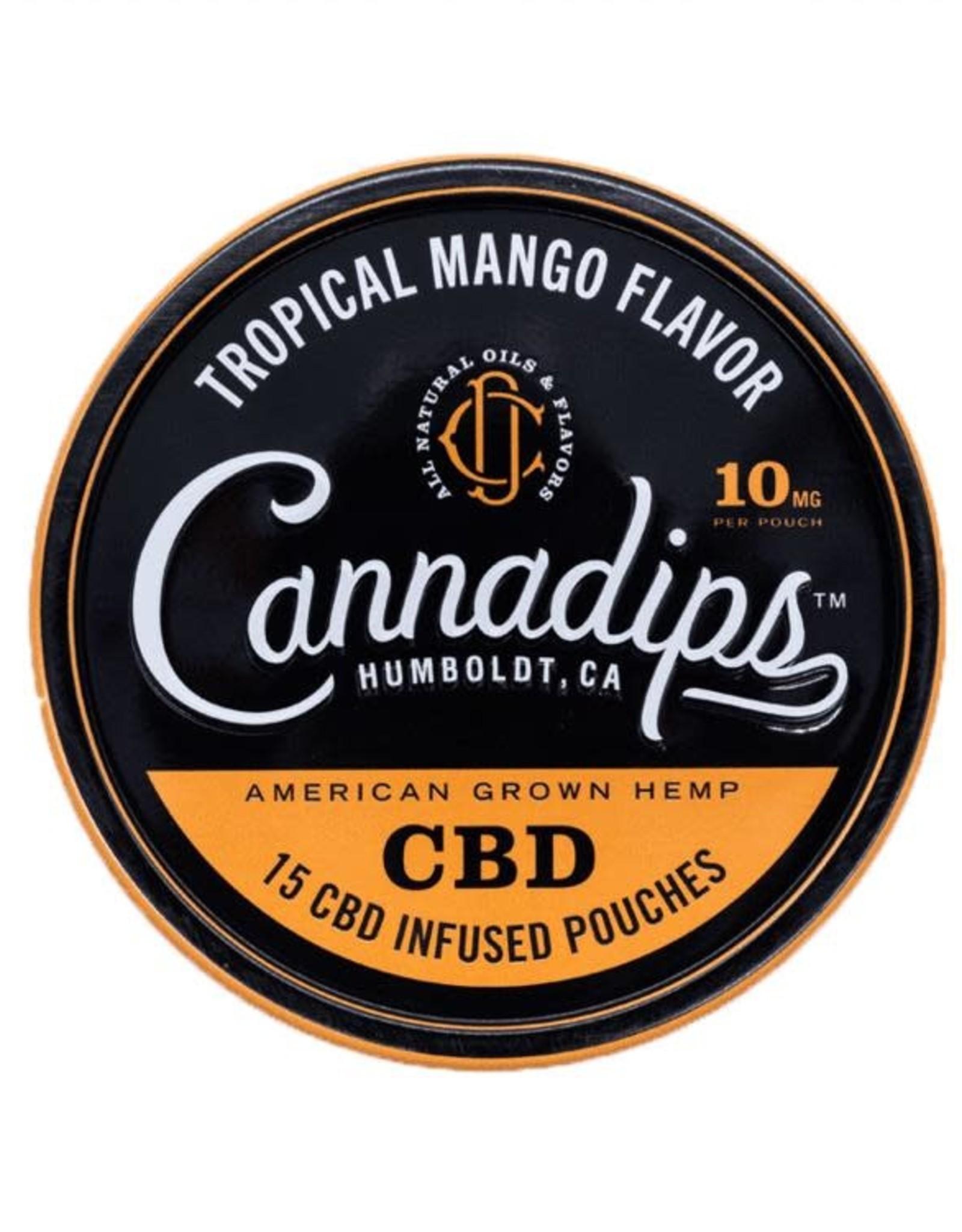 Cannadips CBD Pouches