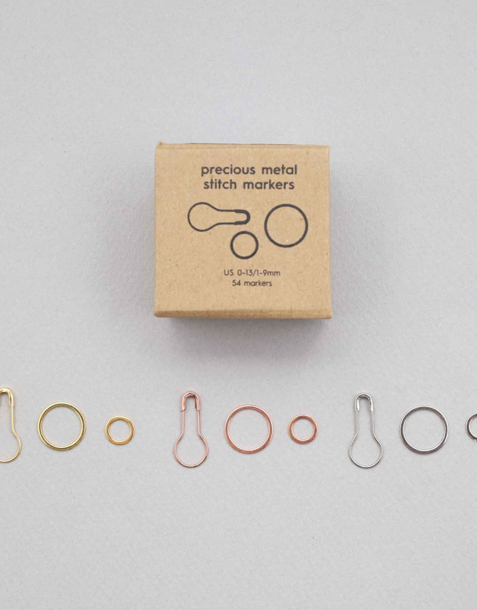 Cocoknits Cocoknits Assorted Precious Metal Stitch Markers