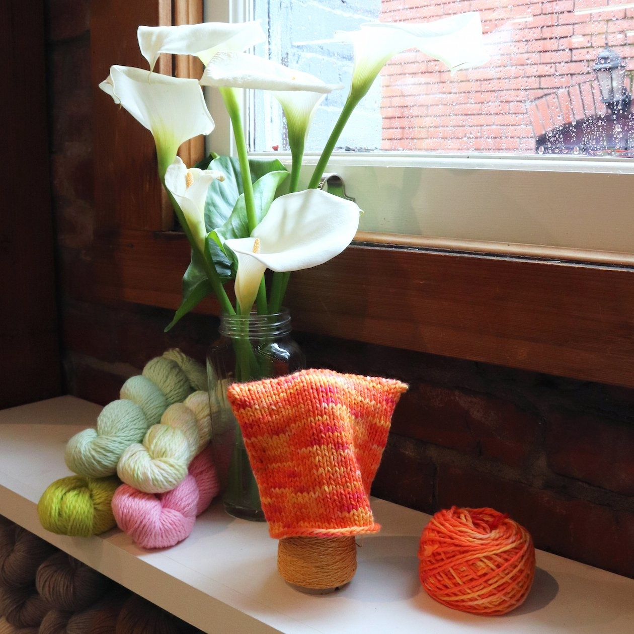 Cast Away Sarina's Preemie Hat Knit-Along