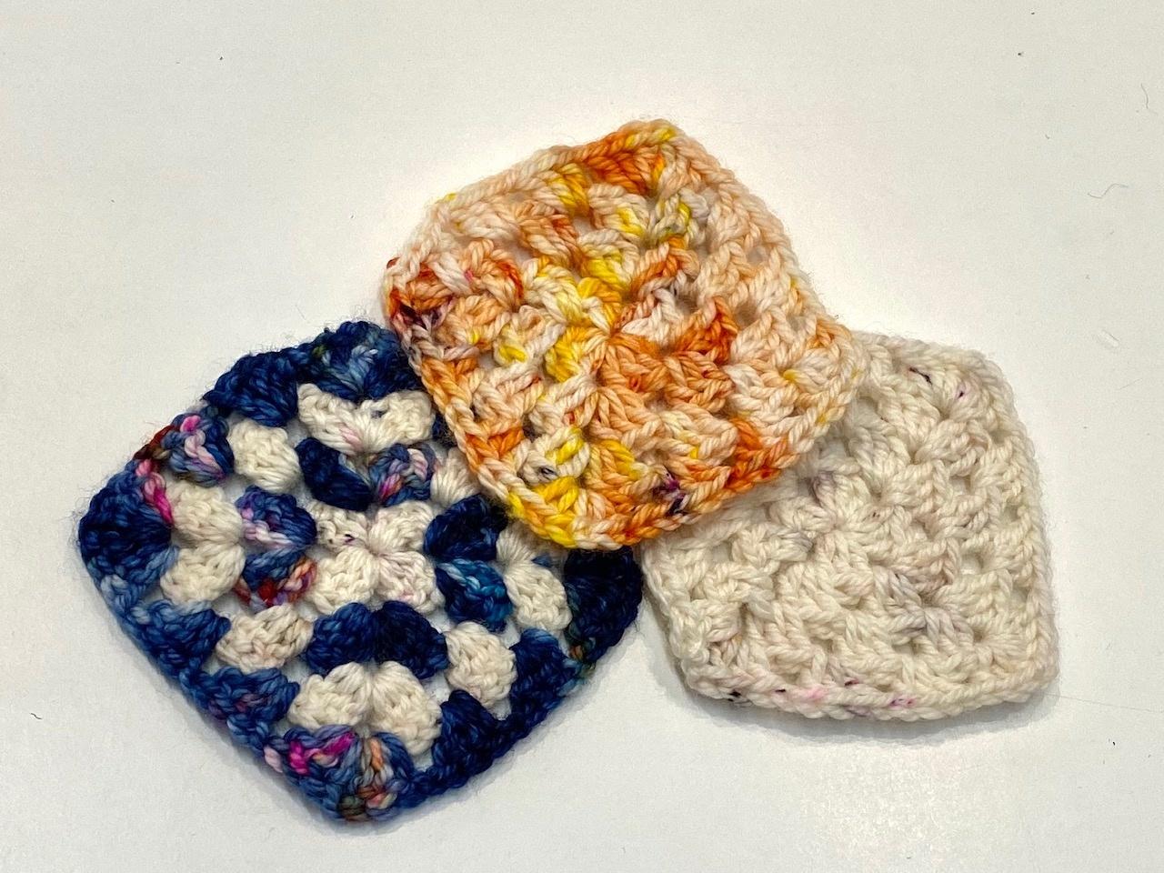 Cast Away Crochet Help on Sundays / 11-12