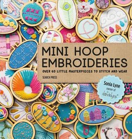 Cast Away Mini Hoop Embroideries