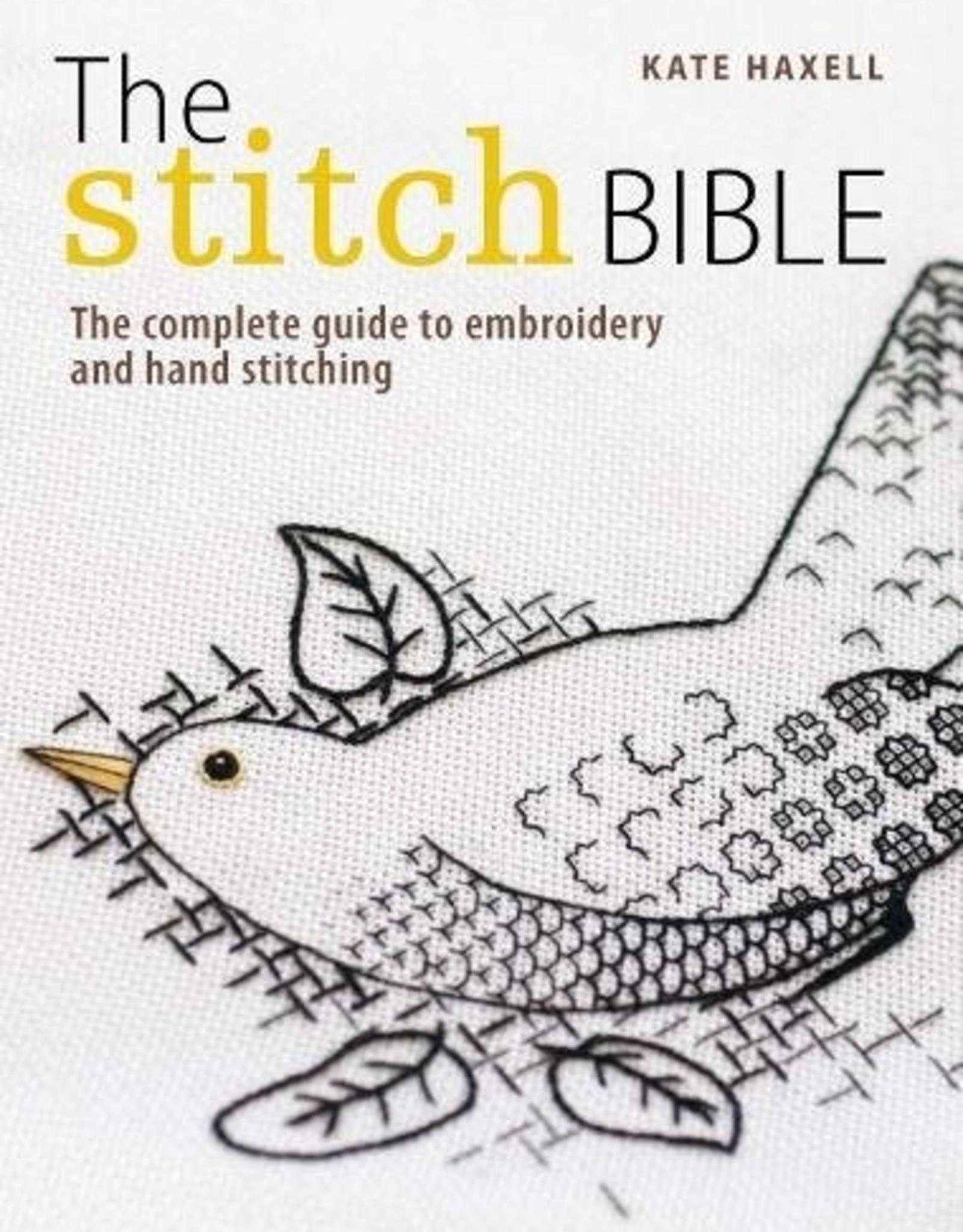 Cast Away The Stitch Bible Book
