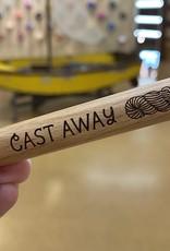 Cast Away Darning Needle Tube