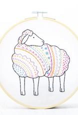 Cast Away Hawthorn Embroidery Kit