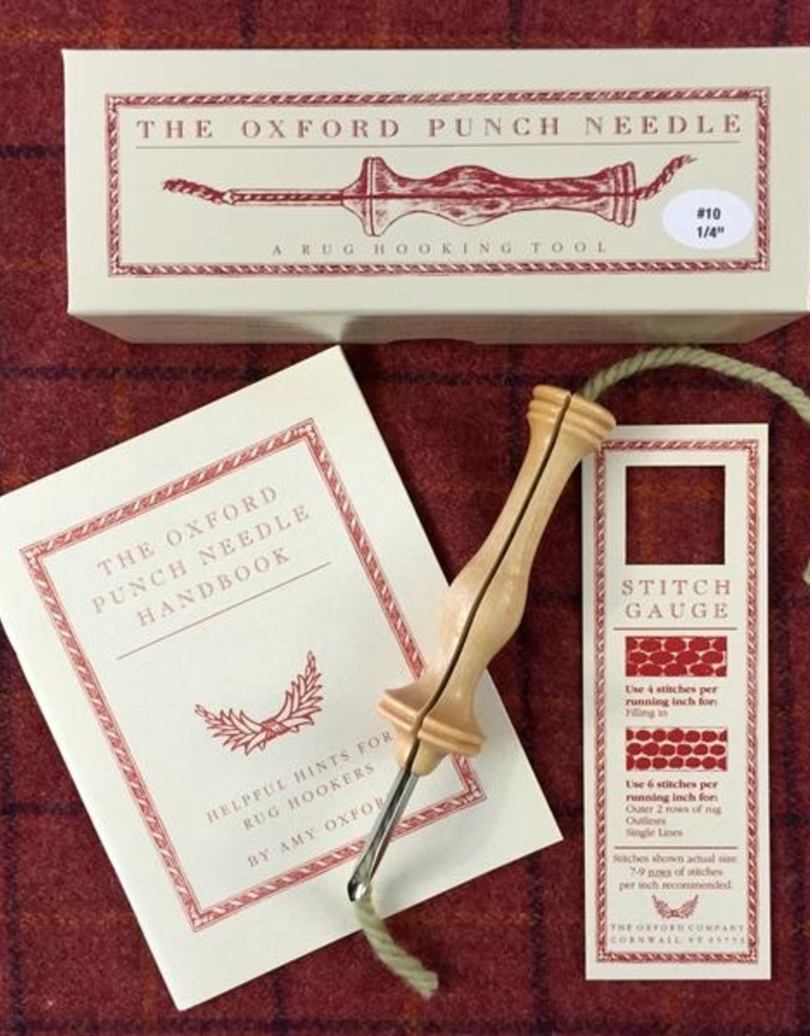 Oxford Punch Needle