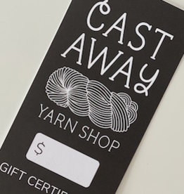 Cast Away Gift Card