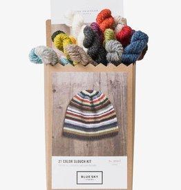 Cast Away 21 Color Slouch Hat Kit