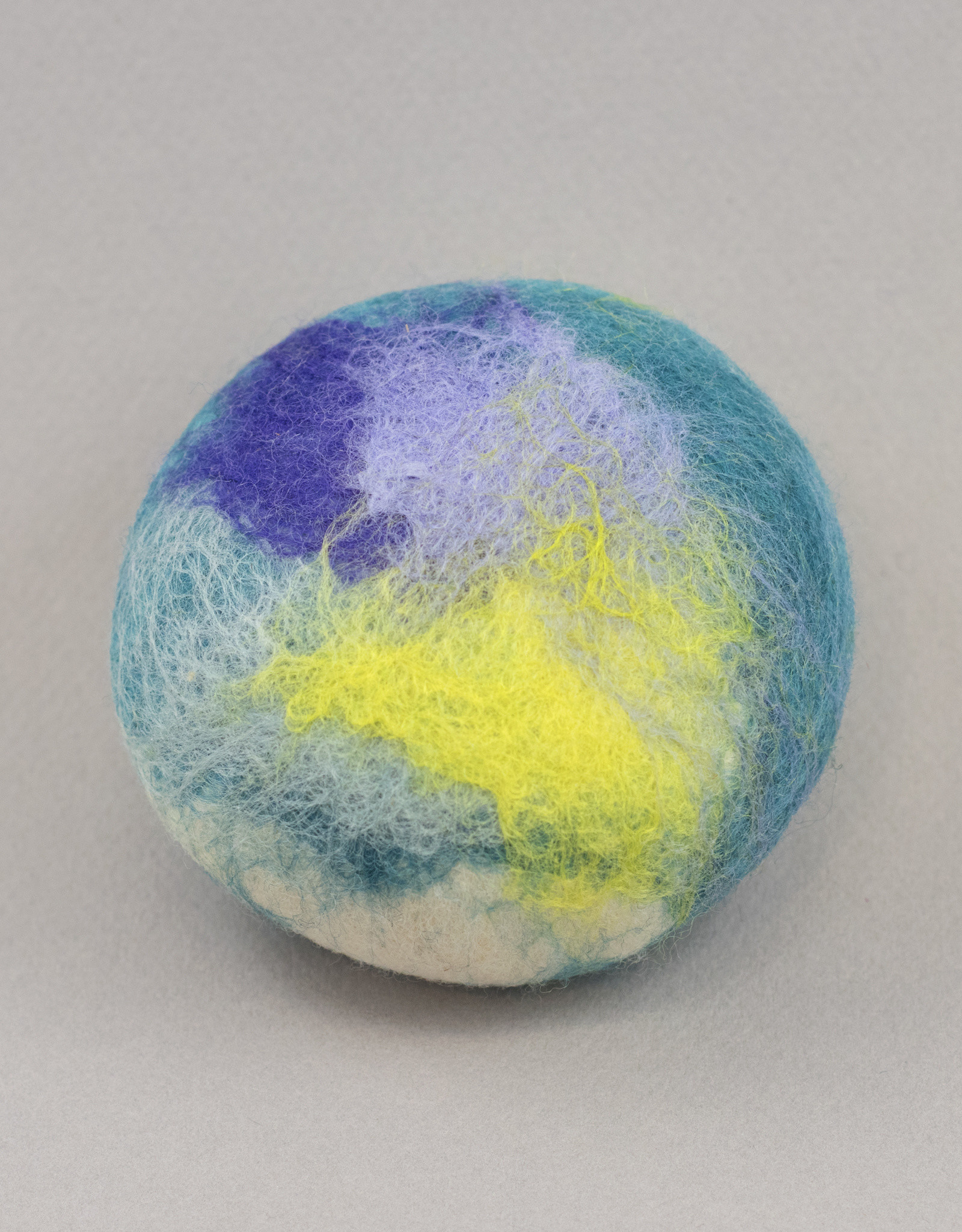 Cast Away Round Felted Soap
