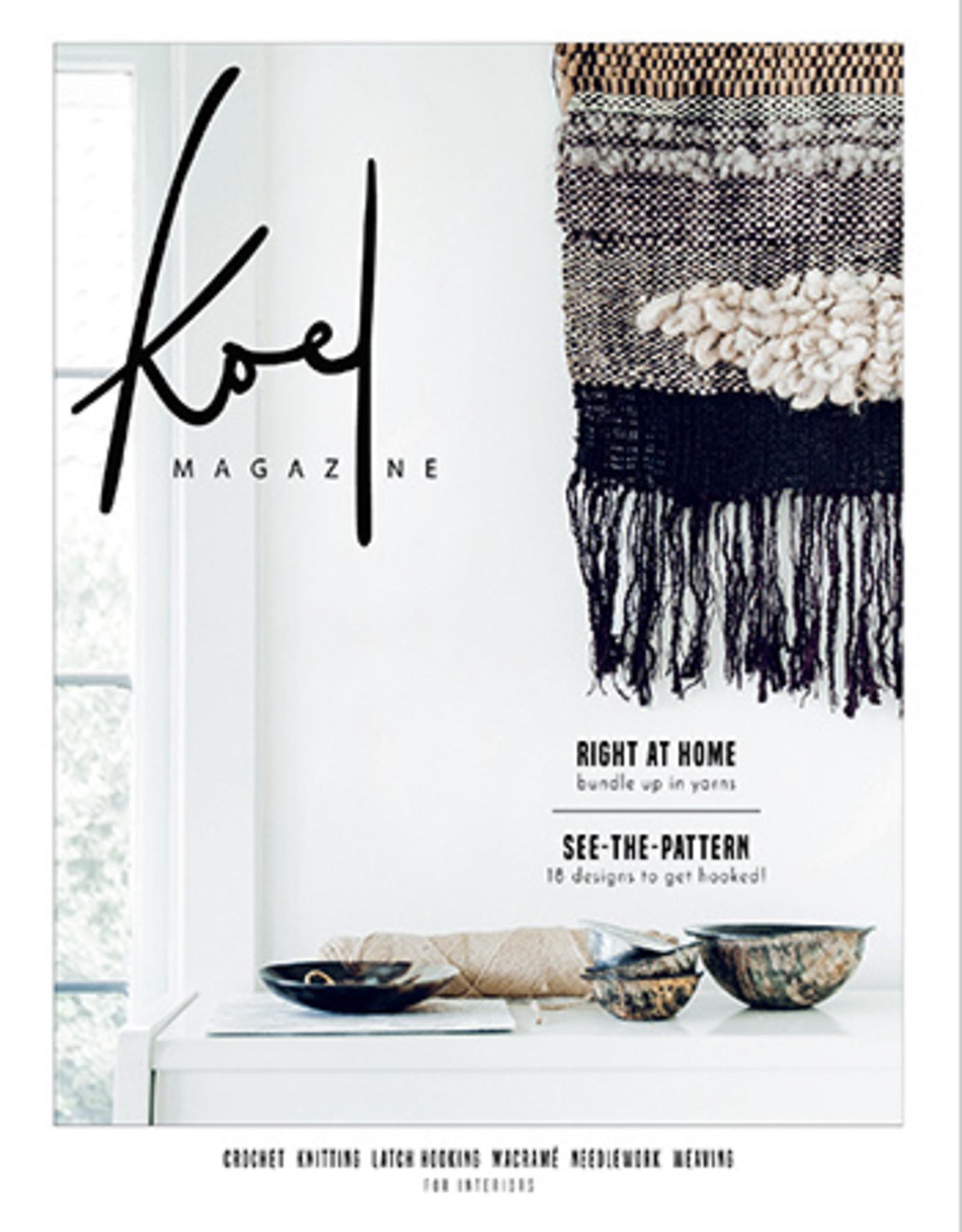 Koel Magazine (paper copy)
