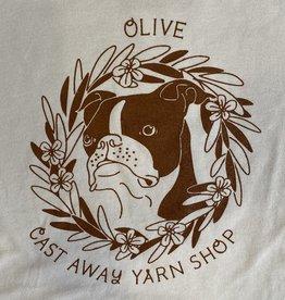 """Cast Away Cast Away """"Olive"""" T Shirt"""