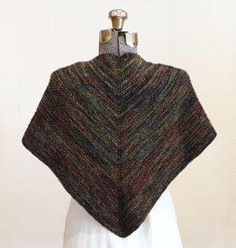 Triangle Shawl- Any Yarn!