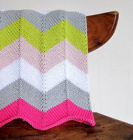 Chevron Baby Blanket