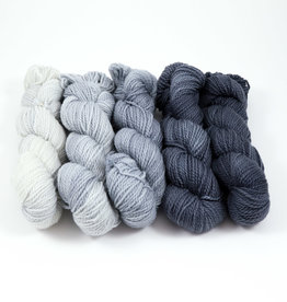 "Frabjous Fibers Wonderland ""Cheshire Cat"" Mini Skein Pack"