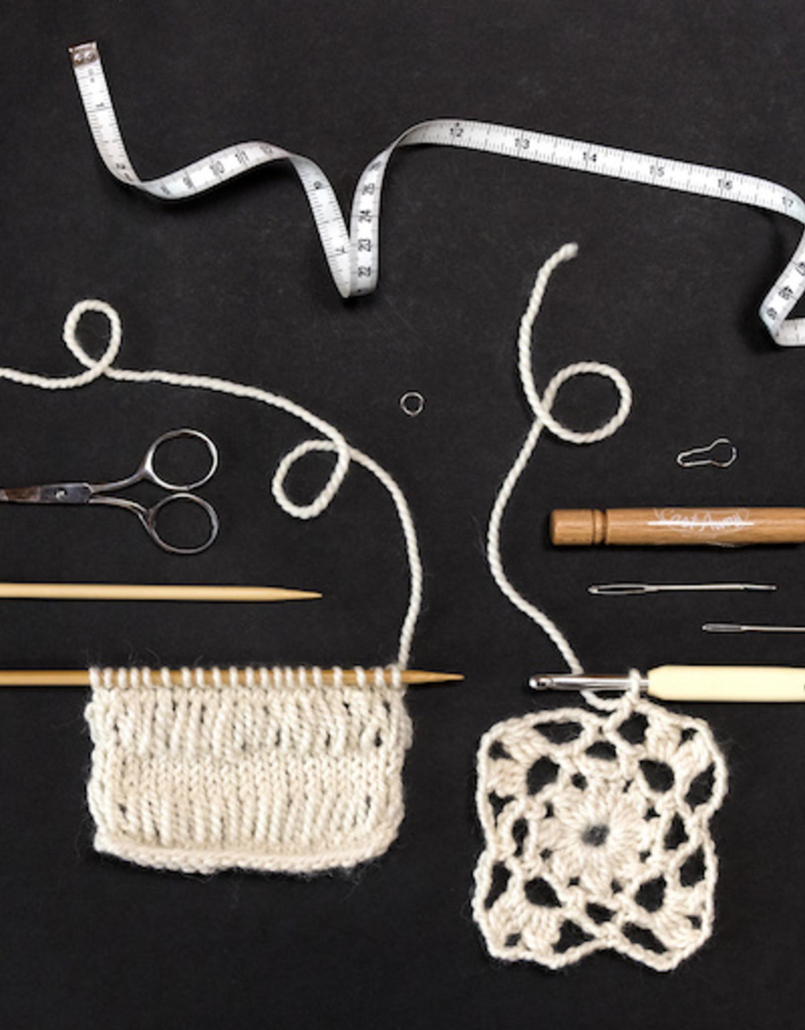 Cast Away Knitting Help Class- 30 minutes