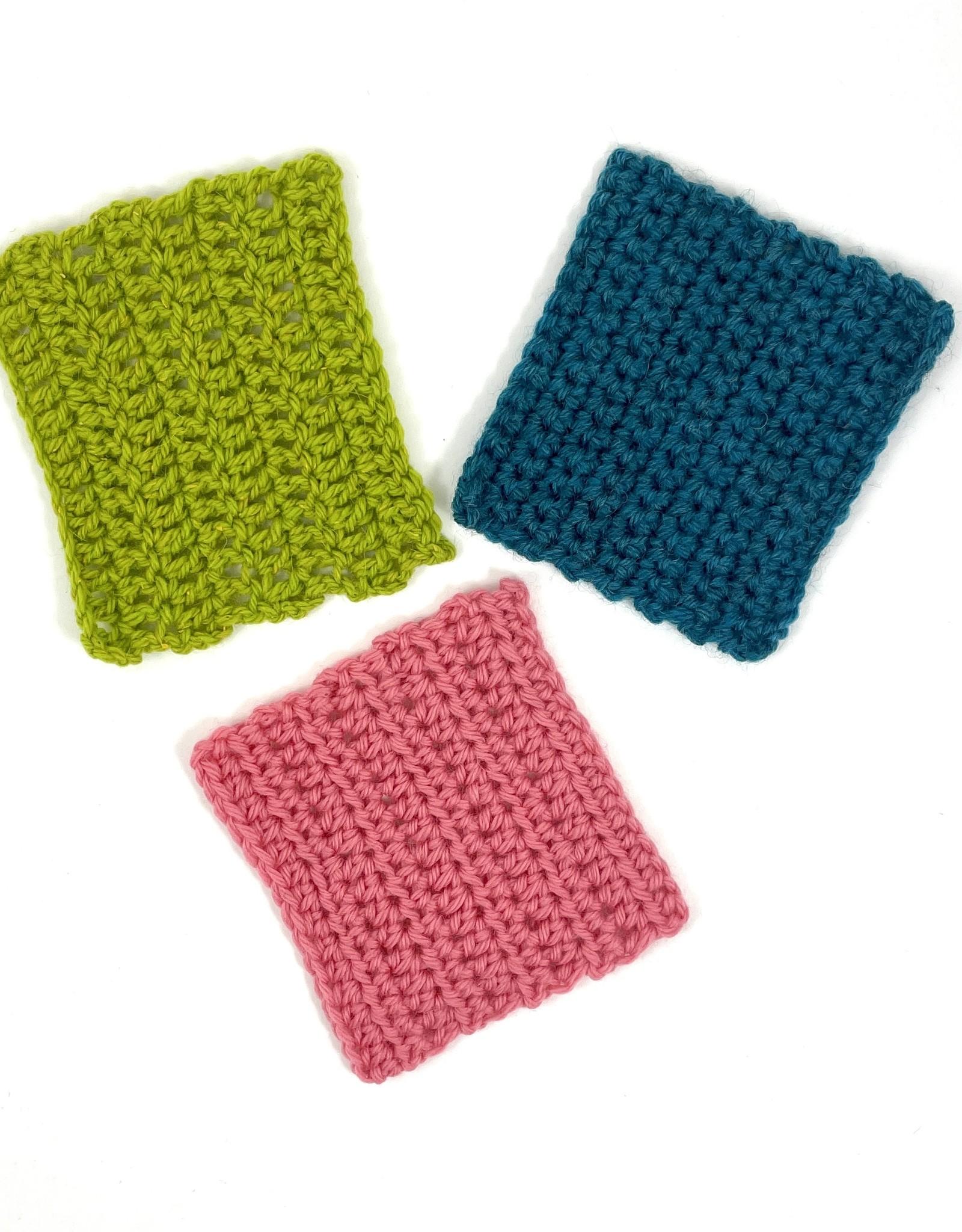 Basic Crochet Part 1- Learn to Crochet