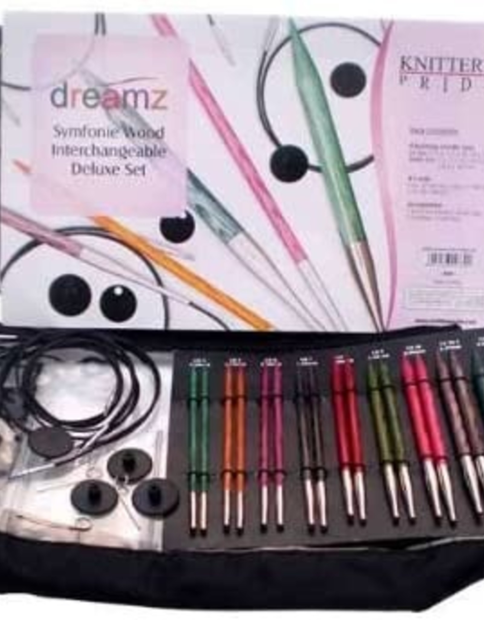 Knitter's Pride Dreamz Symfonie Circular Deluxe Set