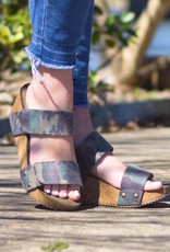 CORKYS CORKY'S DINA WEDGE IN CAMO