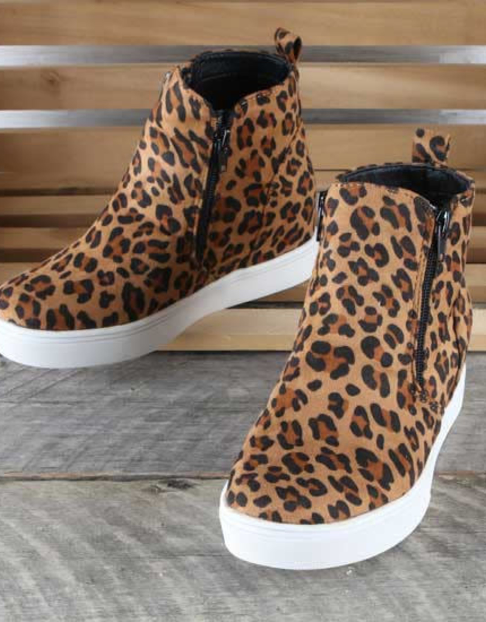 CORKYS Corky's Hunt - Leopard Suede