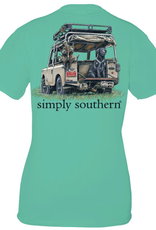 SIMPLY SOUTHERN GUYS DUCK LAB T-SHIRT