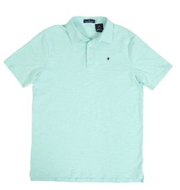 SIMPLY SOUTHERN Ocean Washed Polo Shirt