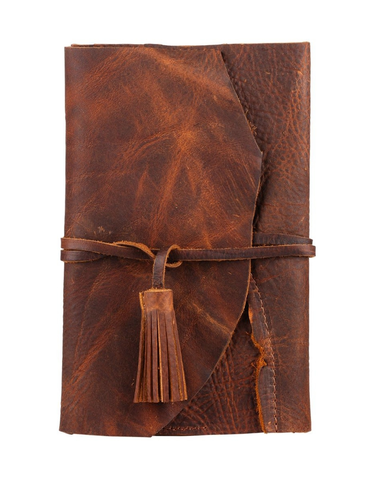 GLORY HAUS INC VINTAGE LEATHER JOURNAL