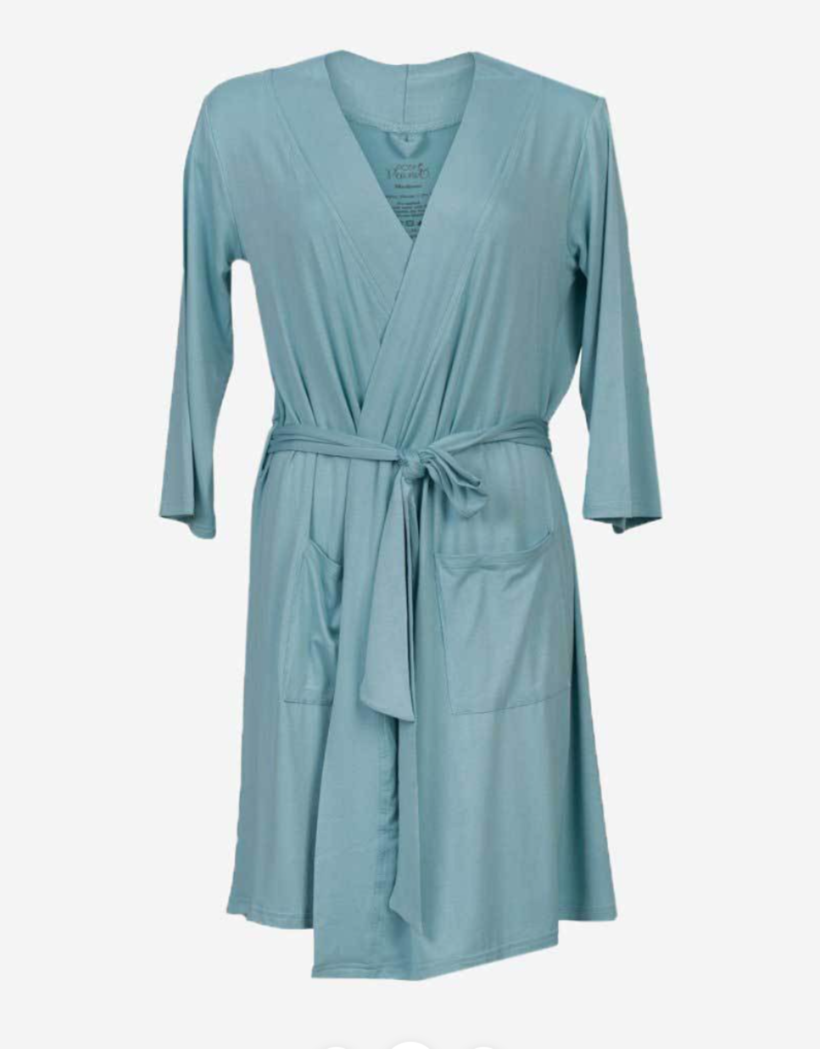 POSH PEANUT MOMMY ROBE