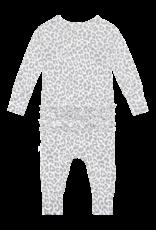 POSH PEANUT MINKA - LONG SLEEVE RUFFLED ROMPER