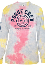SIMPLY SOUTHERN POGUE CREW LONG SLEEVE