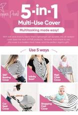 COPPER PEARL 5-in-1 Multi-Use Cover