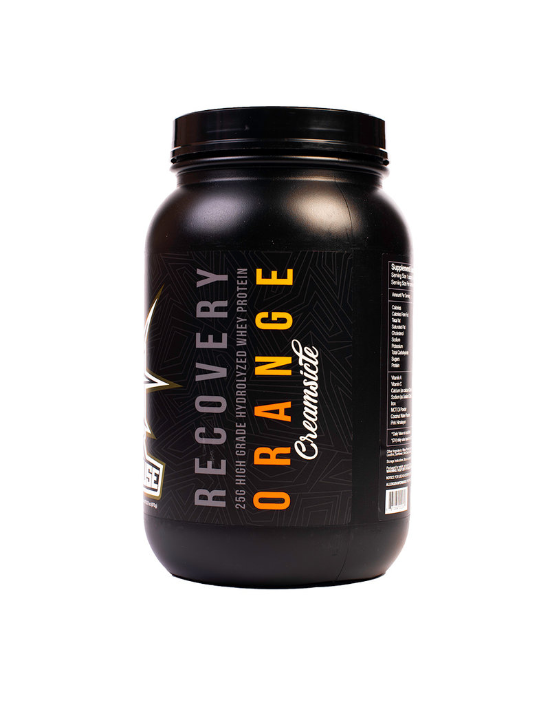 RECOVERY WHEY - ORANGE CREAMSICLE (30 SERVINGS)