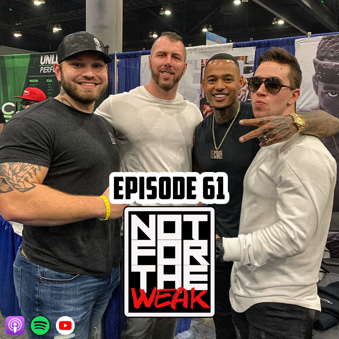 NFTW Episode 61 - LA Fit Expo