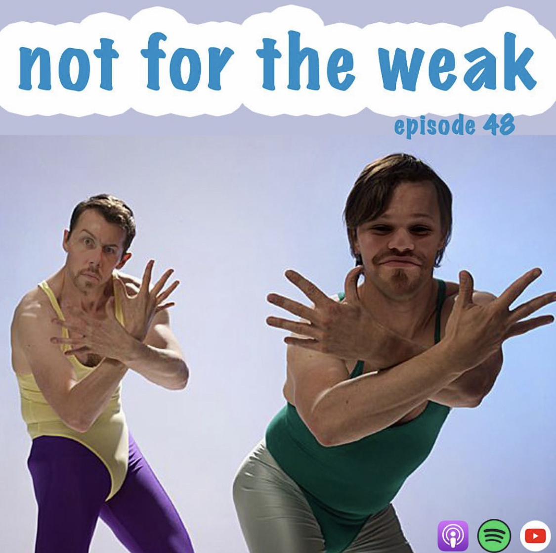 NFTW Episode 48 - No One Cares If You Workout