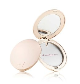 Jane Iredale Refillable Foundation Compact - Rose Gold