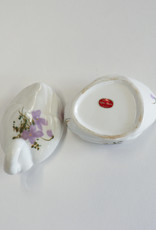 Vintage Swan Jewelry Holder
