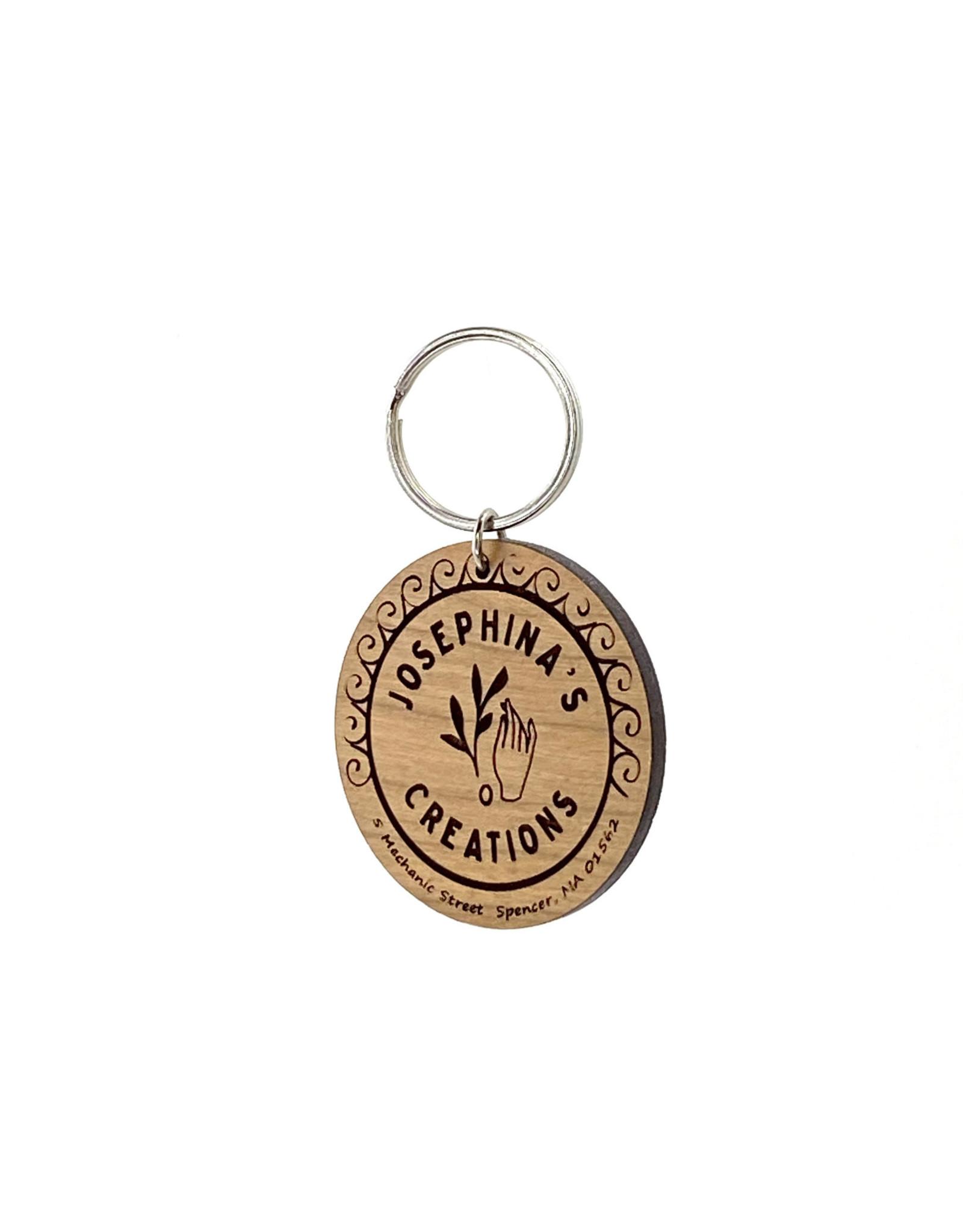Speakeasy Trinkets JC Keychain