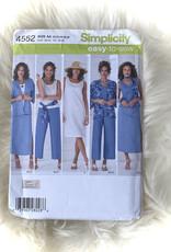 Vintage Fabric Pattern (each)