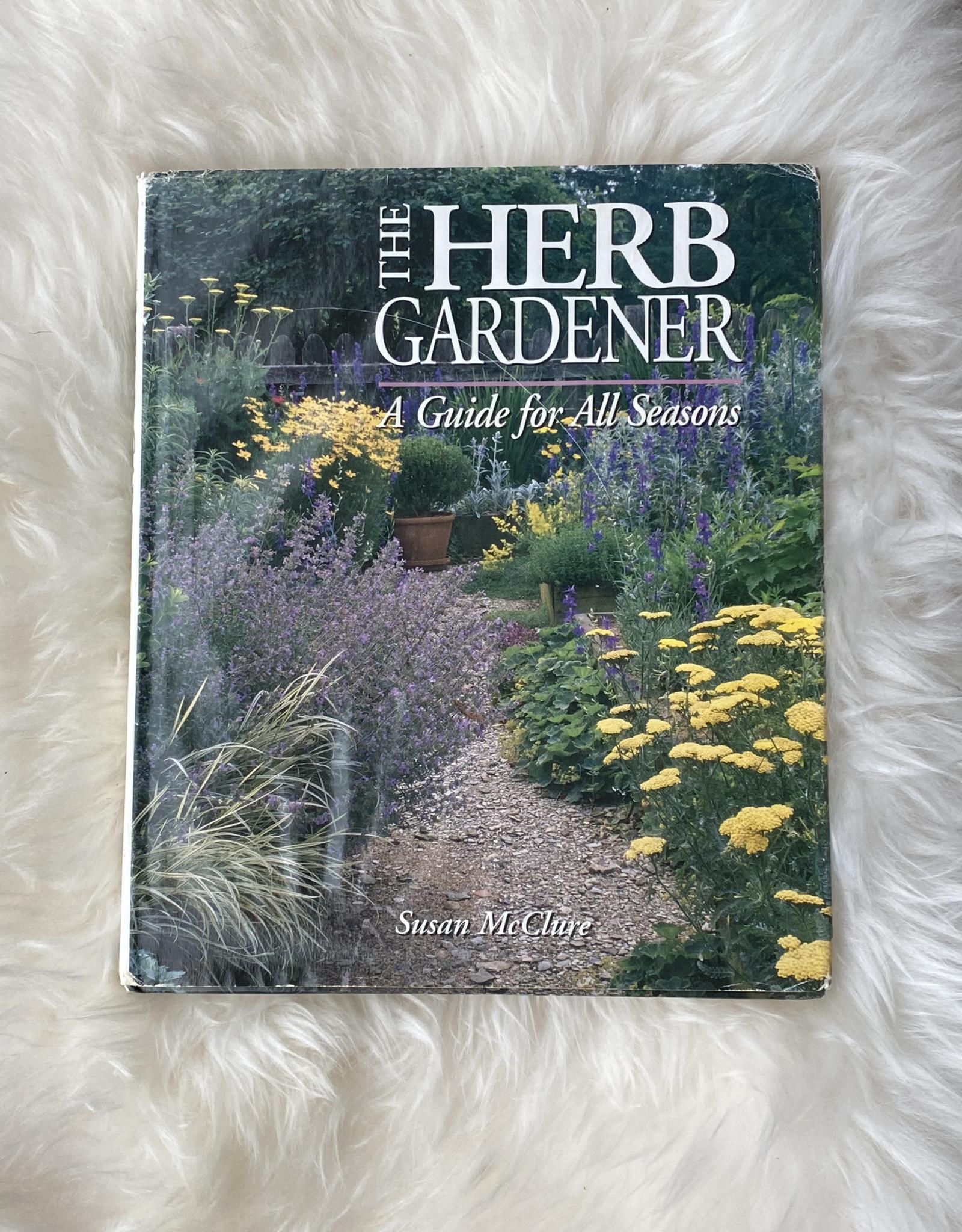 Herb Gardener Book