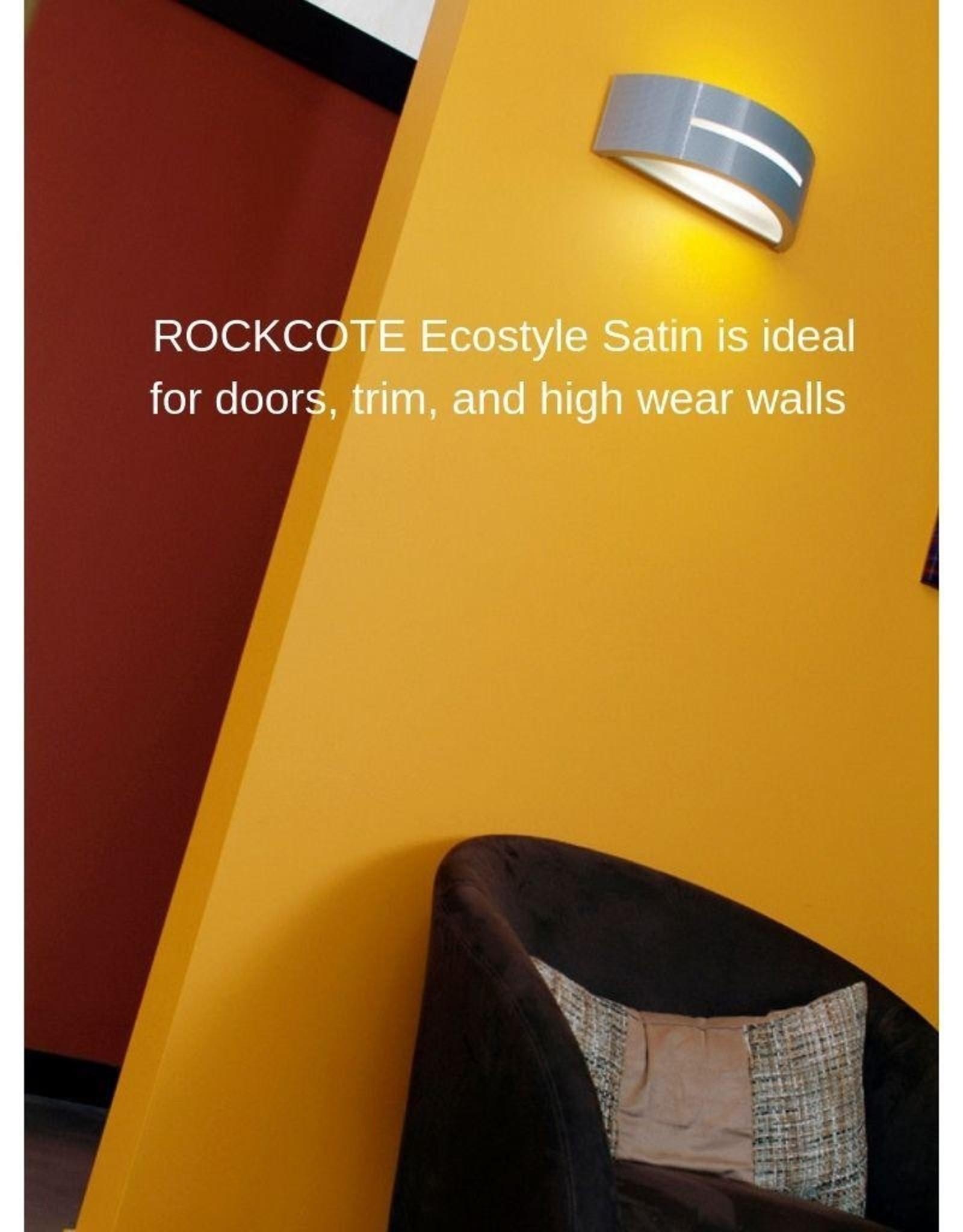 ROCKCOTE Ecostyle Satin
