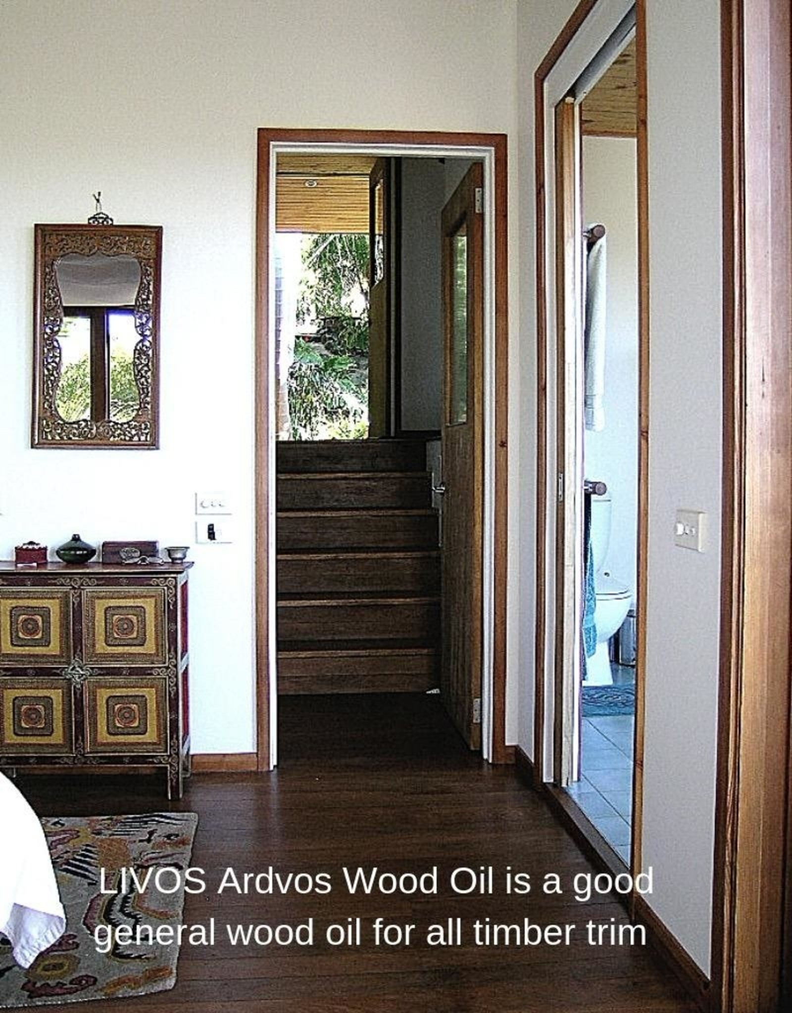 LIVOS Ardvos Wood Oil