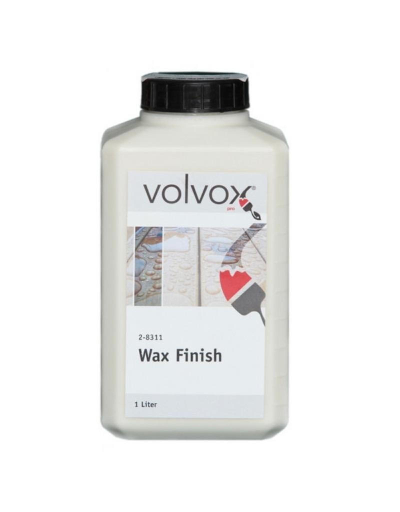 VOLVOX Wax Finish
