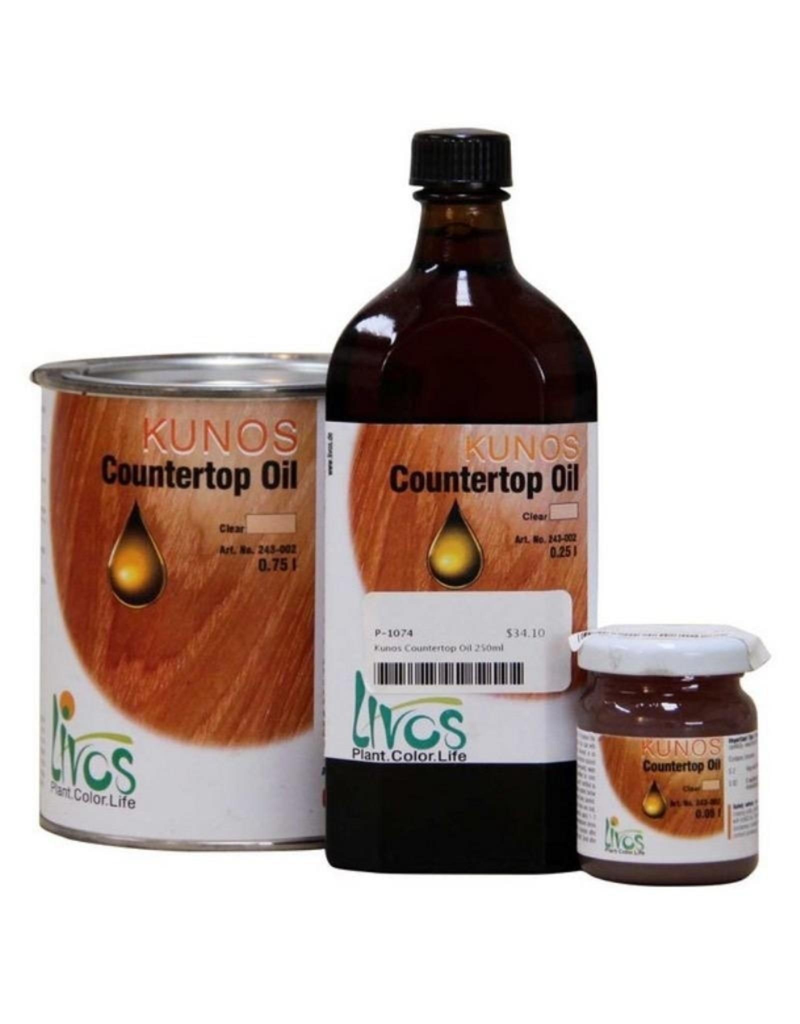 LIVOS Kunos Countertop Oil