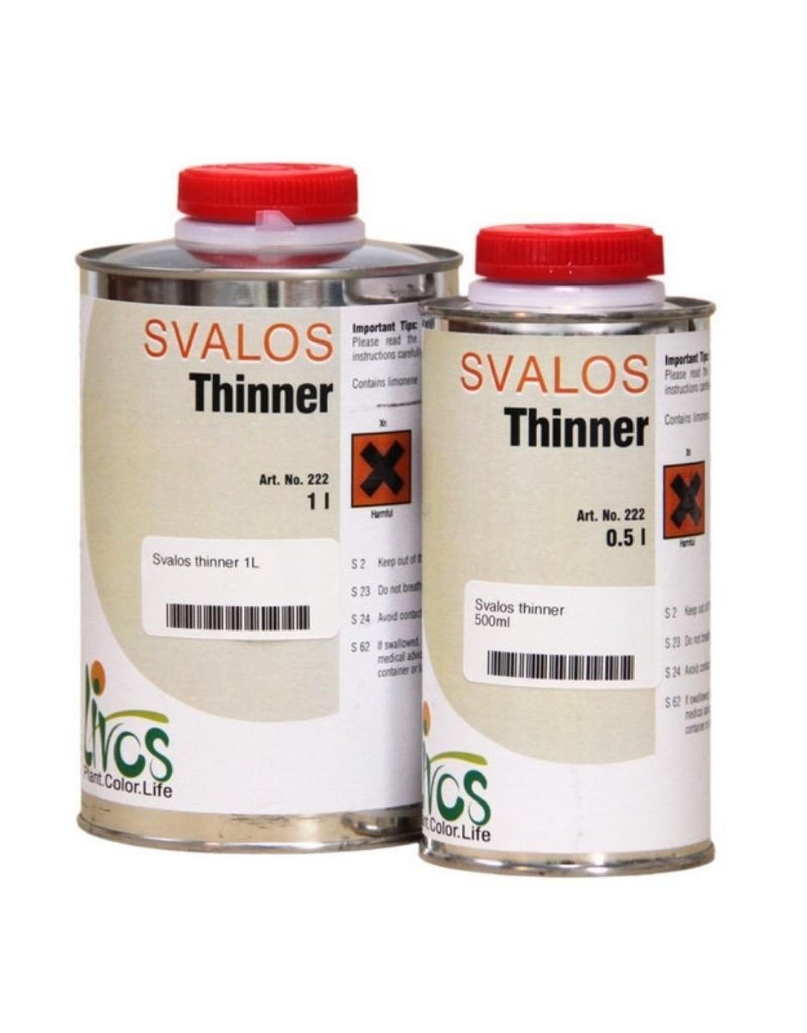 LIVOS Svalos Thinner