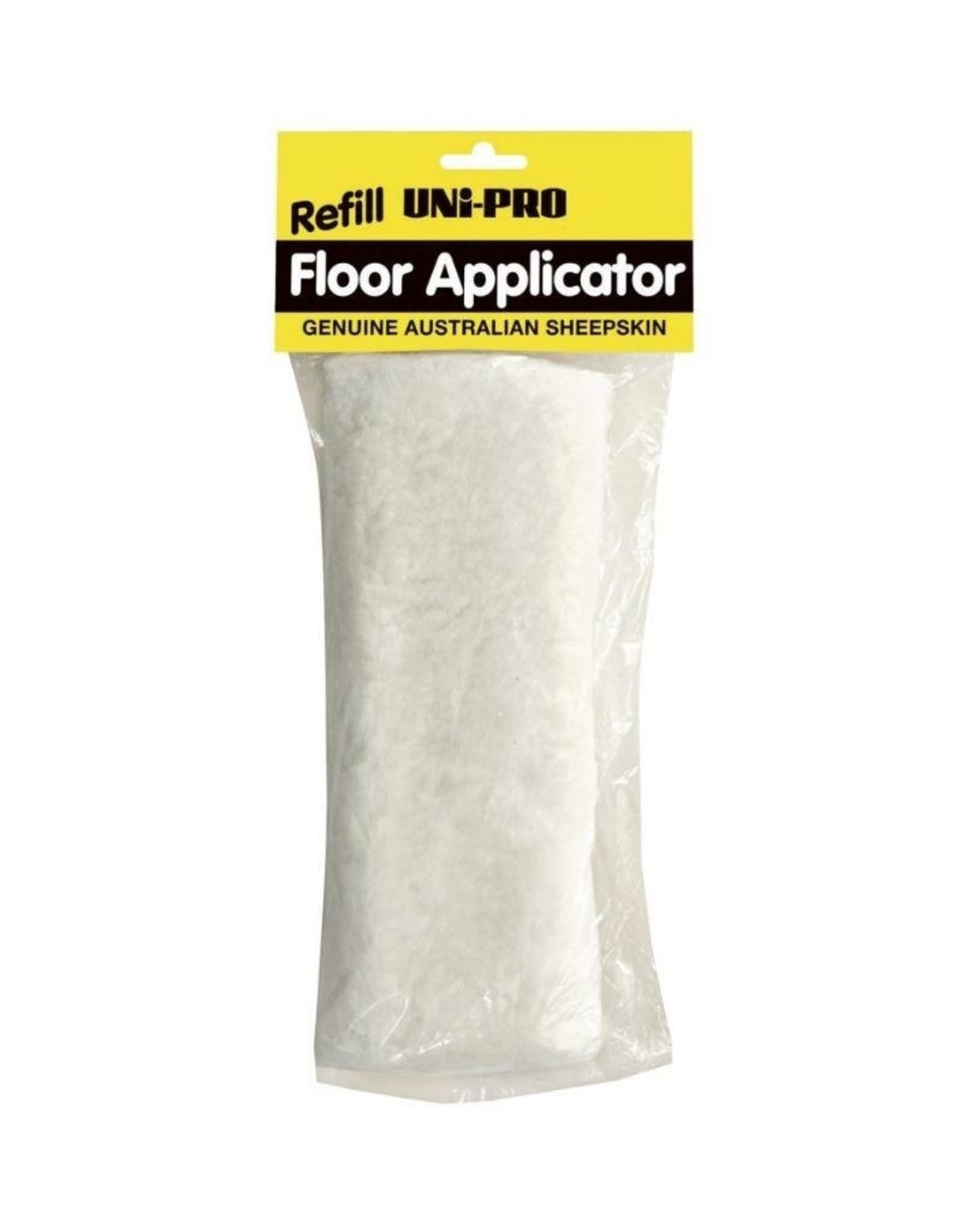 UNI-PRO Floor Applicator Lambswool Pad