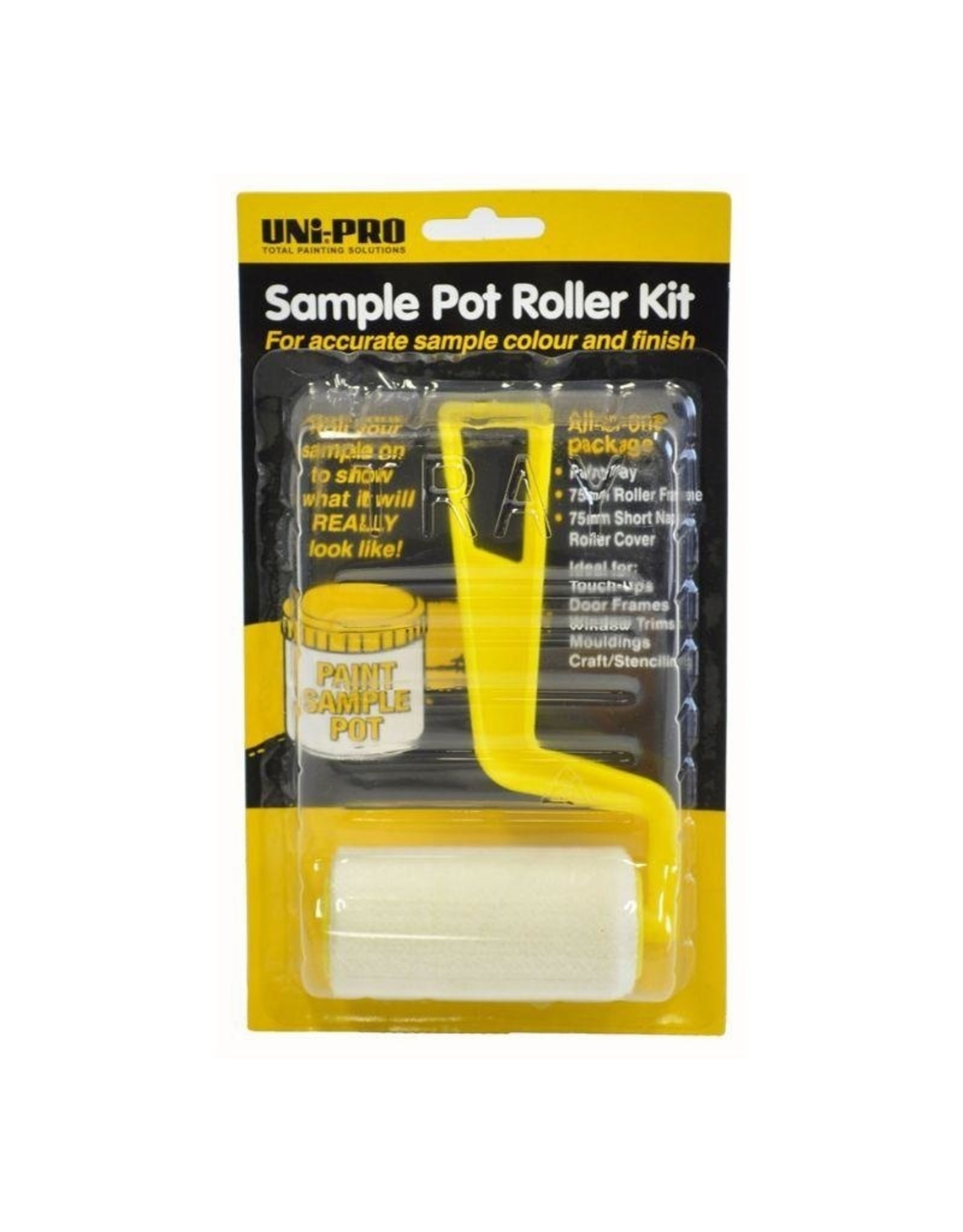 UNI-PRO Sample Roller Kit