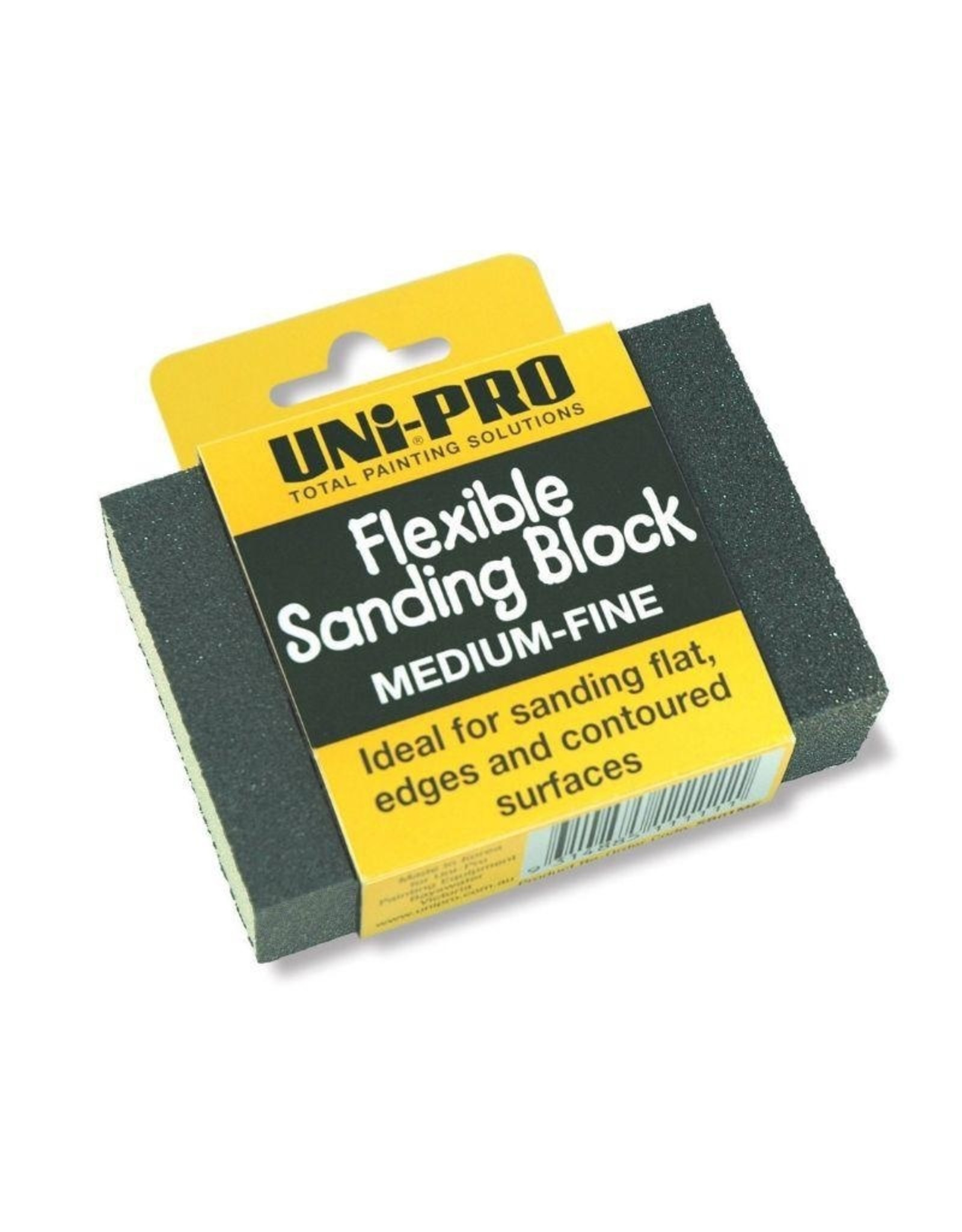 UNI-PRO Flexible Sanding Block